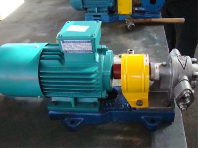 KCB18.3-83.3不锈钢泵