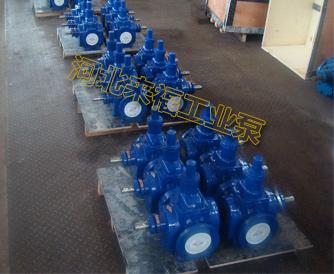 容积式泵和沥青保温泵的主要
