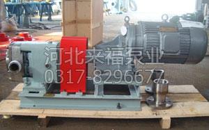 3-2RP凸轮转子泵