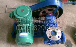 NCB不锈钢高粘度泵