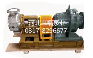 NYP160不锈钢高粘度转子泵